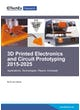 From 2D to 3D Printed Electronics 2015-2025