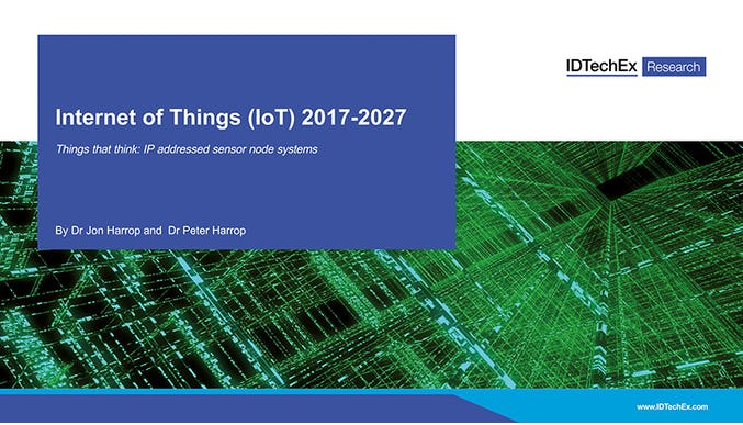 Internet of Things (IoT) 2017-2027