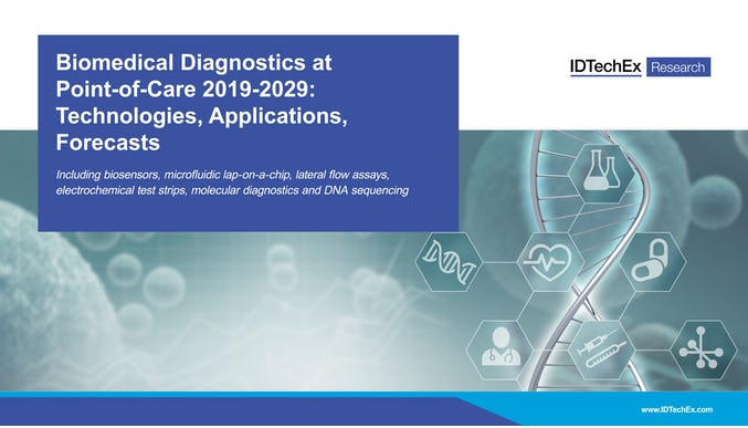 Biomedizinische Diagnostik am Point-of-Care 2019-2029: Technologien, Anwendungen, Prognosen