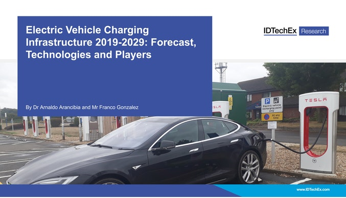 Electric Vehicle Charging Infrastructure 2019-2029: Forecast, Technologies and Players