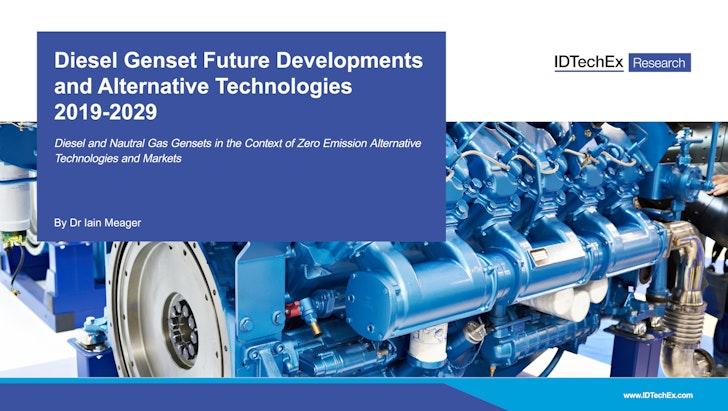 Diesel Generator Set Future Developments And Alternative