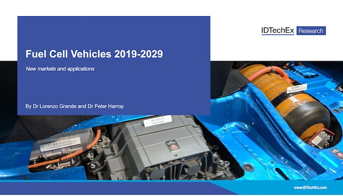 Fuel Cell Vehicles 2019-2029
