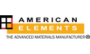 American Elements: global manufacturer of biomaterials, metals, alloys, ceramics, semiconductors, and nanoparticles for 3d printing, sensors, renewable energy & advanced research