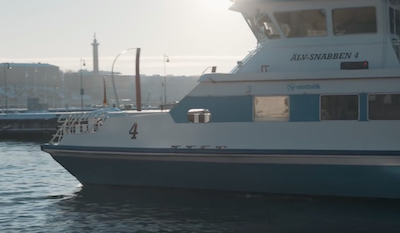 Electricity takes to the water with Volvo Penta