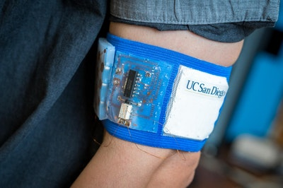 Cooling and heating patch serves as personal thermostat