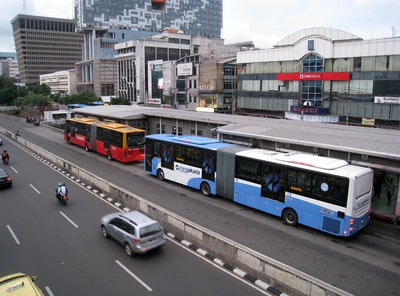 World's largest public bus system transitions to electric vehicles