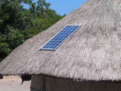 Increasing the use of energy storage in developing countries