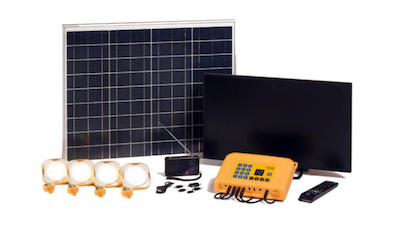 Marubeni leads $26m investment in off-grid African solar
