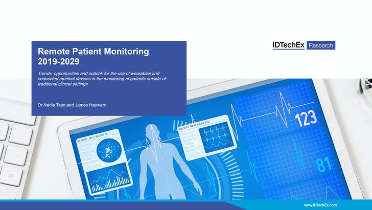 Remote Patient Monitoring 2019-2029