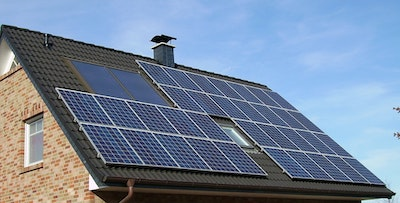 New law for payment for solar homes providing excess electricity