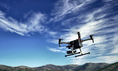 Drones for early detection of forest fires