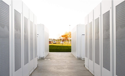 A Remarkable Year for Stationary Energy Storage