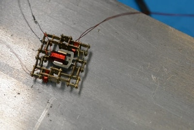 Mobile motor could lead robots to assembling other robots