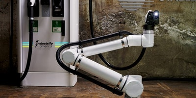 First commercial robotic charging for self-driving and electric fleets