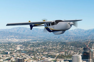 Manned Electric Aircraft: IDTechEx says Walk Before You Run