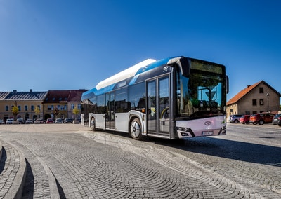 30 Solaris Urbino electric buses for Italy