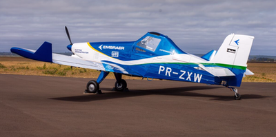 Embraer advances development of aircraft with electric propulsion