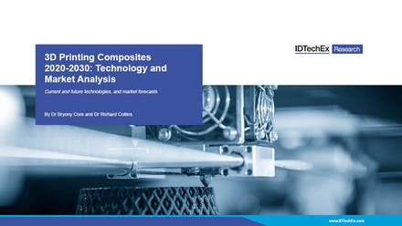 3D Printing Composites 2020-2030: Technology and Market Analysis
