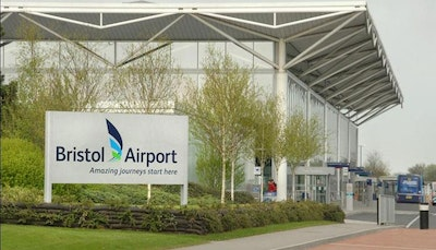 Bristol Airport switches to 100 per cent renewable electricity