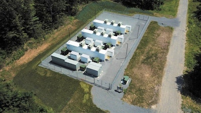 Completion of largest battery installation in New York