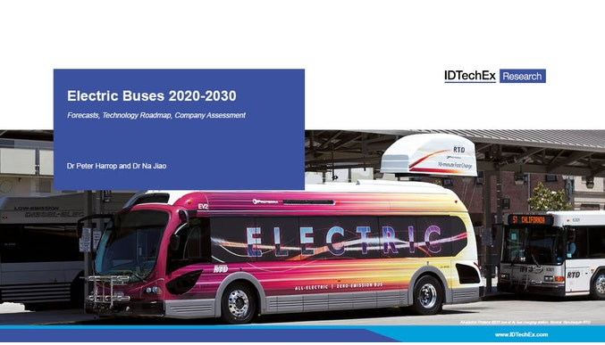 Electric Buses 2020-2030