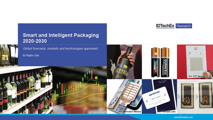 Smart and Intelligent Packaging 2020-2030