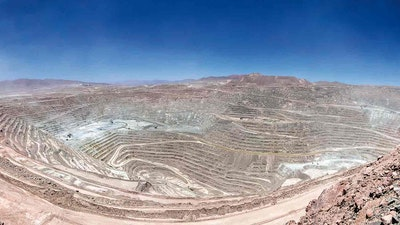 BHP Billiton to use renewable energy only at Chilean copper mine