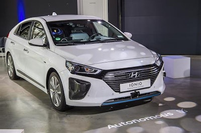 Hyundai is pushing infrastructure-based autonomous driving