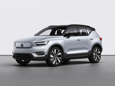 Volvo introduces first fully electric car