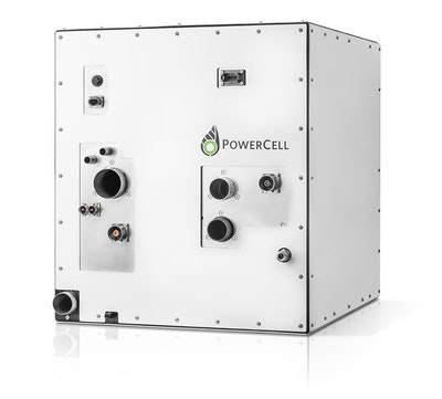 PowerCell to Present new Version of MS-100 fuel Cell System