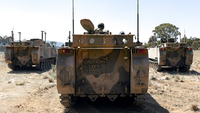 Autonomous Vehicles for the Australian Army
