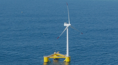 World's Largest Offshore Wind Turbine to be Commissioned