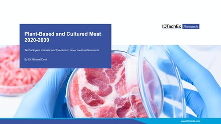 Plant-based and Cultured Meat 2020-2030