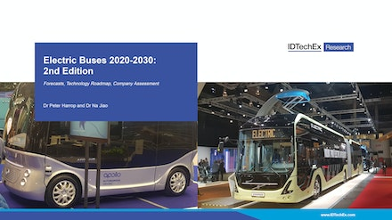Electric Buses 2020-2030:2nd Edition