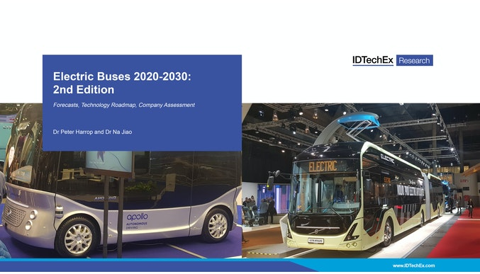 Electric Buses 2020-2030: 2nd Edition