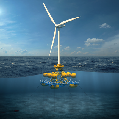 £4.3M Grant to Accelerate Combined Wind and Wave Power Technology