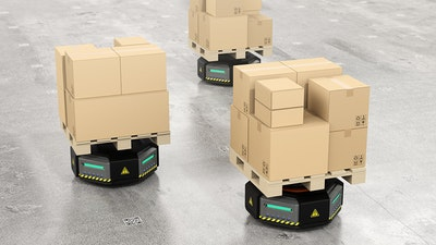 A $250Bn Revolution: Mobile Robots and Autonomous Vehicles in Delivery