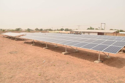 Nigeria Electrification Project Commissions First Solar Mini-Grid