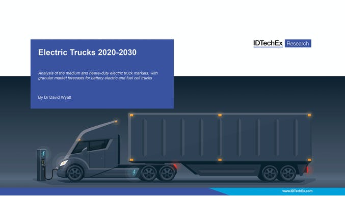 Electric Trucks 2020-2030