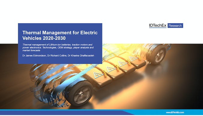 Thermal Management for Electric Vehicles 2020-2030