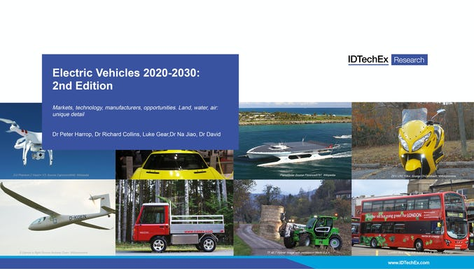 Electric Vehicles 2020-2030: 2nd Edition