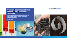 Complete Electronics as Smart Material, User-Customized 2020-2040