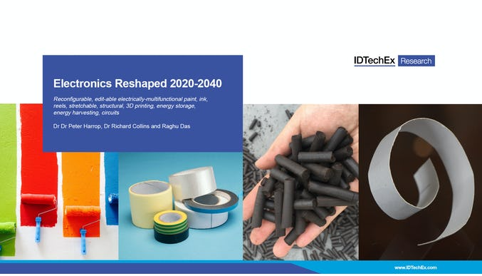 Electronics Reshaped 2020-2040
