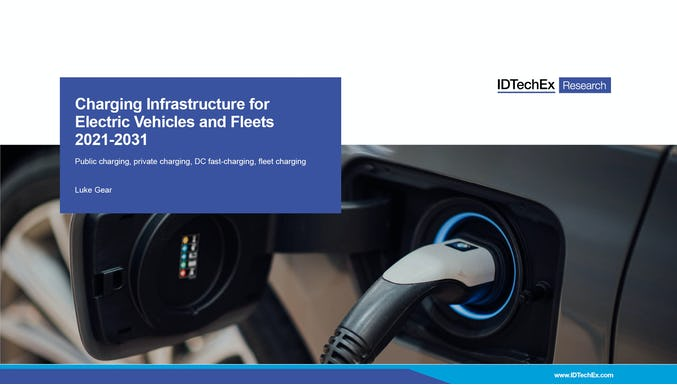 Charging Infrastructure for Electric Vehicles and Fleets 2021-2031