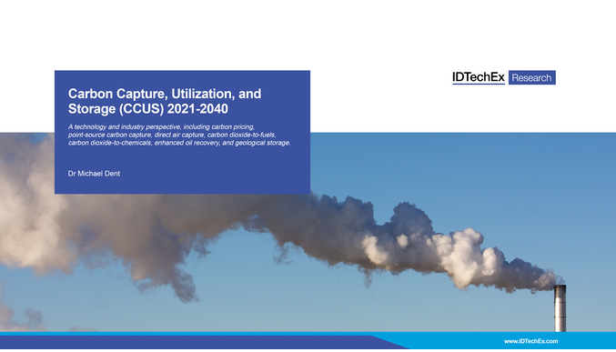 Carbon Capture, Utilization, and Storage (CCUS) 2021-2040