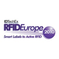 RFID Europe 2010 - Conference Presentations and Audio Recordings
