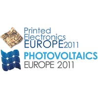 Printed Electronics and Photovoltaics Europe 2011 - Package A - Conference, Trade Show, Dinner, Audio, 4 Optional Sessions