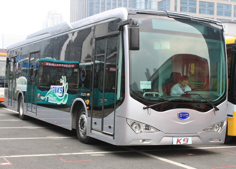 electric buses here comes china electric vehicles research. Black Bedroom Furniture Sets. Home Design Ideas