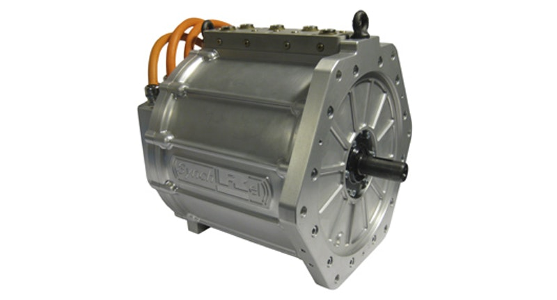 Next-generation electric vehicle motor | Electric Vehicles