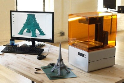 Who buys consumer-level 3D printers?